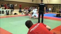 Gameness XI Fortsättare -91kg Sverre Sunde vs Zeljko Pranjic