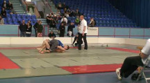 Grapplers Paradise 5 -79kg match 1 Jordi Bergstam vs Fredrik Johansson