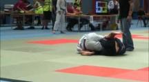 BJJ RM 2012 herrar -70kg Olle Råberg vs Janto Hamne