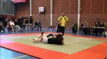 ESWT 2012 herrar -65kg Beshwar Alalo vs Fredrik Roos