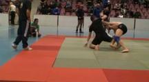 ESWT 2010 -88kg Yoel Grundmark vs Reshan Aziz