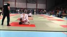 BJJ RM 2012 damer -69kg Karin Gren vs Lisa Pihl