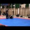 SGL final 2012 herrar fortsättare -71kg Isaak Diep vs Abdallah Habib