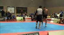 SW SM 2011 -91kg final Alexander Bergman vs Mats Nilsson