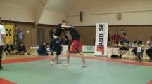 SW SM 2009 -79kg Philip Andersson vs Jonas Westling