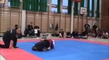 SGL final 2012 herrar nybörjare -62kg Martin Lindqvist vs unknown8