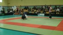 ESWT 2009 -70kg final Omid Azad vs Jonas Cullemark