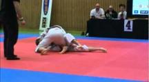 NOC 2012 herrar adult blåttbälte -88,3kg Tony Jonsson vs Daniel Brauchle