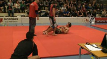 Alive SWT 1 -76kg Nybörjare Jens Andesson vs Erik Lilja