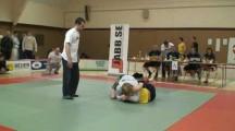 SW SM 2009 -79kg Alexis Bexar vs Jannis Karras