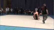 ADCC European Championship 2011 -87,9kg Zbigniew Tyszka vs Håkan Gustafsson
