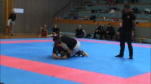 Primate Cup 2012 herrar -71kg Herbert Mitchell Burns vs Olle Råberg