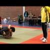 ESWT 2012 damer open Sophia Nordenö vs Sara Hjalmarsson