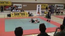 SW SM 2009 -67kg Carl Holmesson vs Oscar Karlsson