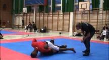 SGL final 2012 herrar fortsättare -71kg Abdallah Habib vs Martin Wikström