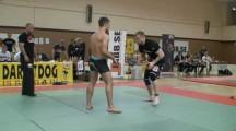 SW SM 2009 -85kg Final Joakim Fredriksson vs Martin Lavin