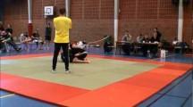 ESWT 2012 herrar -80kg Jakob Gershater vs Fredrik Tallroth