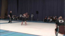 ADCC European Championship 2011 +99kg semifinal Mateusz Juskowiak vs Niko Matilainen