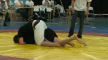Grapplers Paradise 4 +99kg Final Per Stenqvis vs Jon Röhne