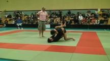ESWT 2009 -65kg Roger Huerta Silva vs Govand Nekshbandi