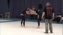 ADCC European Championship 2011 +60kg final Devi Ahuja vs Venla Luukkonen