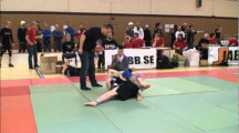 Gameness XI Nybörjare -61kg Rasmus Mattsson vs Brede Sollid