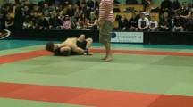 ESWT 2009 -75kg Oskar Karlström Biller vs James Kytösaho