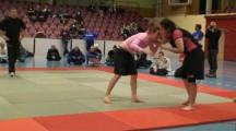ESWT 2010 Damer Open Final Maria Leites vs Maria Åkerlund