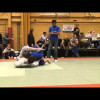 BJJ SM 2011 Herrar seniorer -76kg Daniel Svensson vs Martin Persson