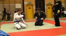 Tapout 2010-11-20 Blue belt Middle Oskar Karlström Biller vs Oliver Kördel