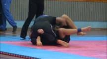 Primate Cup 2012 herrar -92kg Amir Jawad vs Eddie Karlsson