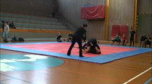 Primate Cup 2012 herrar +100kg Jimmy Rosén vs Robar Komby