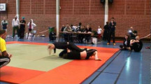 ESWT 2012 damer open Sofia Hedqvist vs Lovisa Konradsson