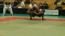ESWT 2009 -80kg final Christian Sandberg vs Soleman Bojang