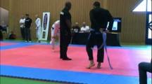 NOC 2012 herrar adult blåttbälte -88,3kg Nasri Poteh vs Tony Jonsson