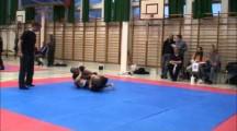 SGL final 2012 herrar fortsättare -71kg Isaak Diep vs Martin Wikström