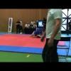 NOC 2012 herrar adult blåttbälte -88,3kg Jon Nordin vs Paul Wägner