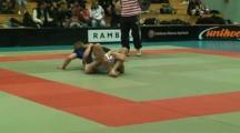 ESWT 2009 -70kg Jonas Cullemark vs Danny Masri