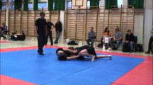 SGL final 2012 herrar fortsättare -84 kg Tony Färlen vs Rickard Lagerström