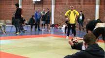 ESWT 2012 herrar -80kg Jakob Gershater vs Alfred Lindeborg