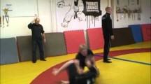 SGL 2012 Öst 3 herrar -66kg nybörjare & -71kg avancerade Henrik Vincent vs Alexander Perälä