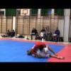 SGL final 2012 herrar fortsättare -71kg Abdallah Habib vs Philip Hegge