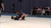 ADCC European Championship 2011 -60kg bronsmatch Hanna Hirvonen vs Anny Hammarsten