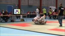BJJ SM 2012 herrar -82,2kg David Dotzsky vs Johannes Lundström
