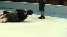 ADCC European Championship 2011 -60kg Anny Hammarsten vs Linnea Hintsala
