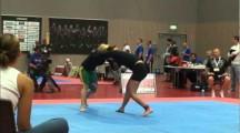 SW SM 2011 +60kg final Karin Andersson vs Sofia Hedqvist