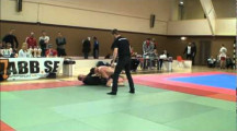 Gameness XI Fortsättare -91kg Pavel Farias vs Conny Wollbrant
