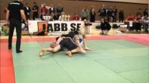 Gameness XI Fortsättare -91kg Jonas Boström vs Sverre Sunde