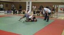 SW SM 2009 -79kg Bahram Seifkhani vs Mattias Johansson