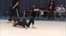 ADCC European Championship 2011 +60kg Dusanka Bozovic vs Audur Olga Skuladottir